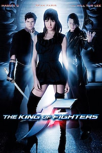 KING OF FIGHTERS