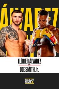 ELEIDER ALVAREZ VS JOE SMITH JR.